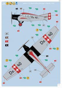 Revell-03870-Junkers-F.13-Farbschema1-212x300 Revell 03870 Junkers F.13 Farbschema1