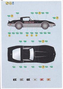 Revell-07646-CORVETTE-78-INDY-PACE-CAR-16-213x300 Revell 07646 CORVETTE 78 INDY PACE CAR (16)
