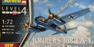 "Revell Junkers Ju 88 ""Battle of Britain"" in 1:72"