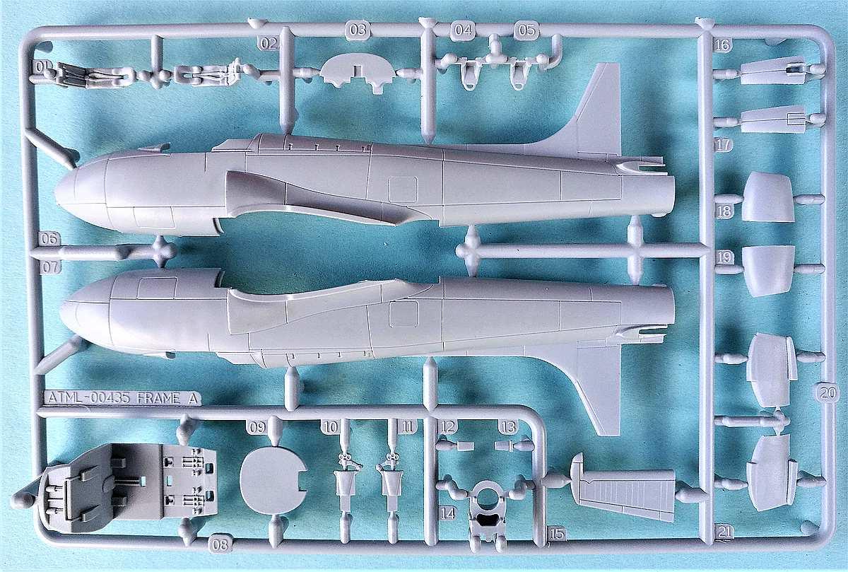 Airfix-A02103-Jet-Provost-T-Mk.-3-11 Jet Provost T Mk. 3 in 1:72 von Airfix #A02103