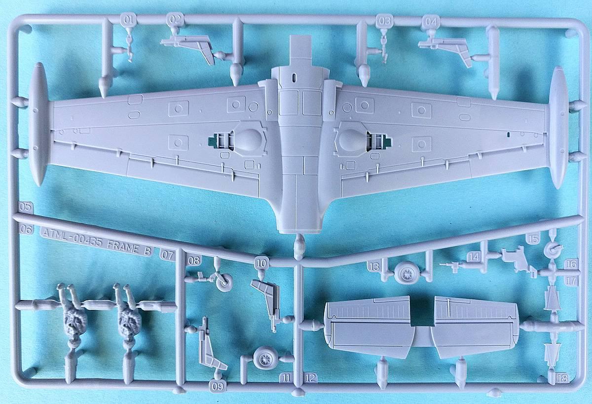 Airfix-A02103-Jet-Provost-T-Mk.-3-23 Jet Provost T Mk. 3 in 1:72 von Airfix #A02103