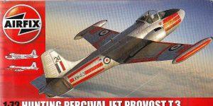 Jet Provost T Mk. 3 in 1:72 von Airfix #A02103