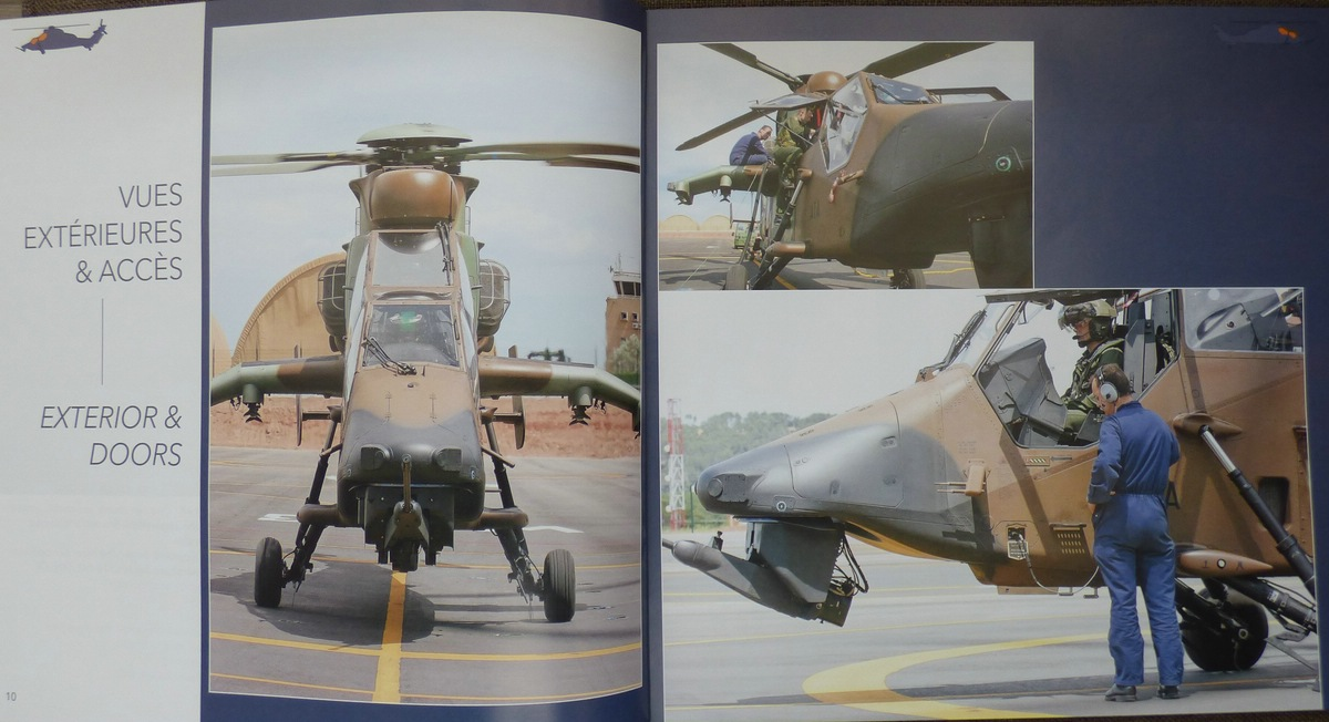 Cocardes-Overview-EC-665-Tiger-3 Cocardes Overview: Bildband zum Kampfhubschrauber Tiger