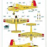 "Eduard-2131-Servus-Chlapci-Z-37A-Cmelak-Bauanleitung-20-150x150 Let Z-37A Cmelak ""Servus Chlapci"" in 1:72 von Eduard #2131"