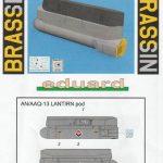 Eduard-648548-und-648553-LANTIRN-System-ANAAQ-13-und-ANAAQ-14-Pods-10-150x150 LANTIRN System AN/AAQ-13 und AN/AAQ-14 Pods 1:48 von Eduard #648548 und #648553