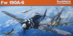 Focke Wulf FW 190 A-6 ProfiPack in 1:48 von Eduard #82148