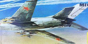 Kit-Archäologie: MiG-19 in 1:72 von Heller # L 251