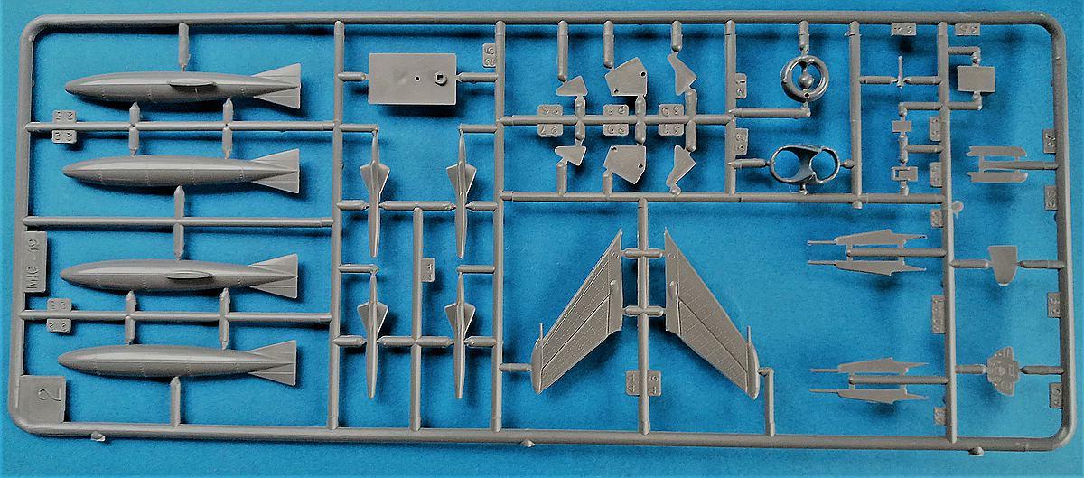 Heller-L-251-MiG-19-28 Kit-Archäologie: MiG-19 in 1:72 von Heller # L 251