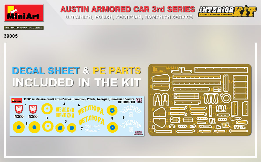 MiniArt-39005-Austin-Armoured-Car-2 Hot News: Austin Panzerwagen in 1:35 von MiniArt
