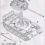 Miniart-37090-T-55-A-Polish-Prod.-Bauanleitung.23-150x150 T-55A Polish Production in 1:35 von MiniArt # 37090