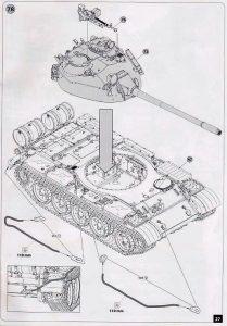 Miniart-37090-T-55-A-Polish-Prod.-Bauanleitung.23-209x300 Miniart 37090 T-55 A Polish Prod. Bauanleitung.23