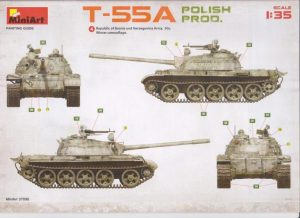 Miniart-37090-T-55-A-Polish-Production-Bemalung4-300x218 Miniart 37090 T-55 A Polish Production Bemalung4
