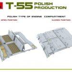 Miniart-37090-T-55A-Polish-Prod.-Unterschiede-1-150x150 T-55A Polish Production in 1:35 von MiniArt # 37090