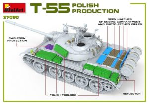 Miniart-37090-T-55A-Polish-Prod.-Unterschiede-4-300x212 Miniart 37090 T-55A Polish Prod. Unterschiede (4)