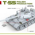 Miniart-37090-T-55A-Polish-Prod.-Unterschiede-5-150x150 T-55A Polish Production in 1:35 von MiniArt # 37090