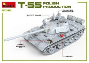 Miniart-37090-T-55A-Polish-Prod.-Unterschiede-5-300x212 Miniart 37090 T-55A Polish Prod. Unterschiede (5)