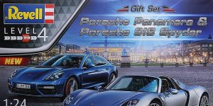 Porsche Combo in 1:24 von Revell #05681