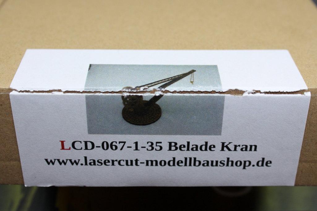 Review_Lasercut_Beladekran_02 Beladekran für Hafen und Eisenbahn - 1:35 - Lasercut-Modellbaushop - Art.Nr.: LCD-067-1-35