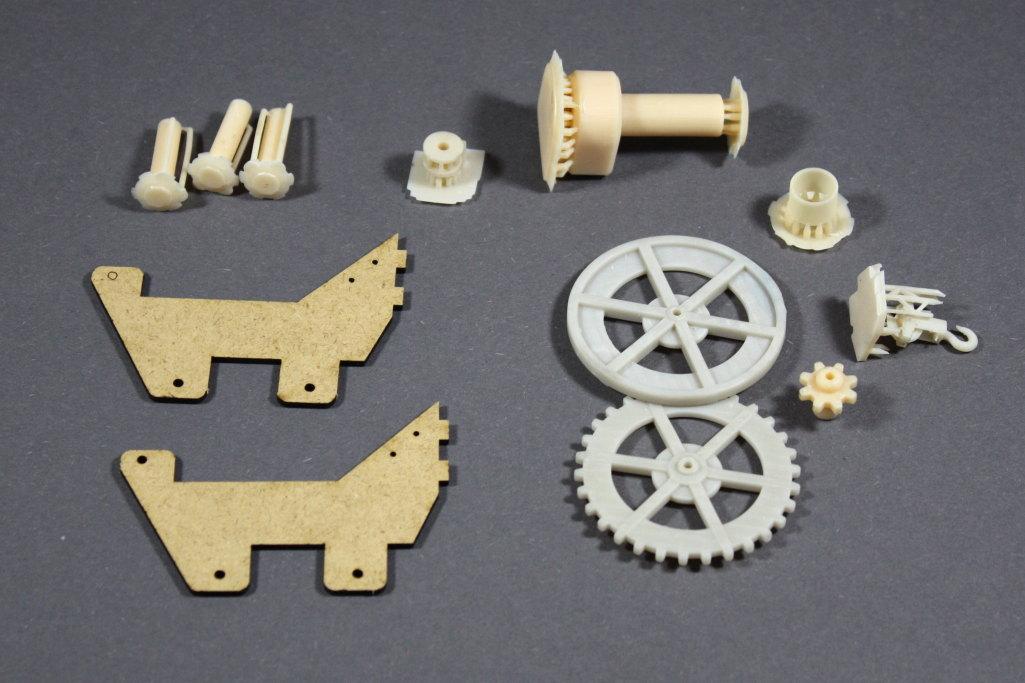 Review_Lasercut_Beladekran_05 Beladekran für Hafen und Eisenbahn - 1:35 - Lasercut-Modellbaushop - Art.Nr.: LCD-067-1-35