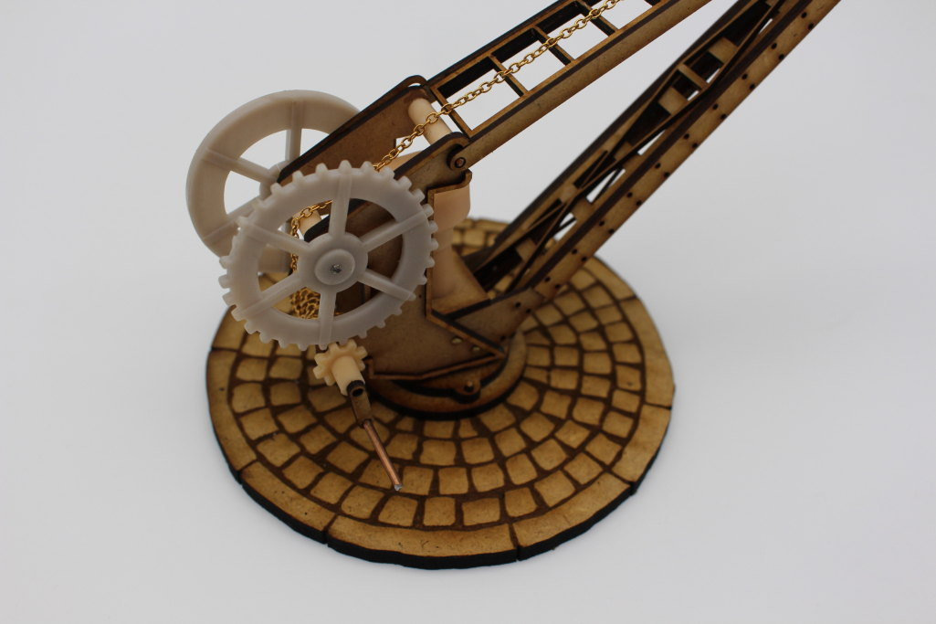 Review_Lasercut_Beladekran_10 Beladekran für Hafen und Eisenbahn - 1:35 - Lasercut-Modellbaushop - Art.Nr.: LCD-067-1-35