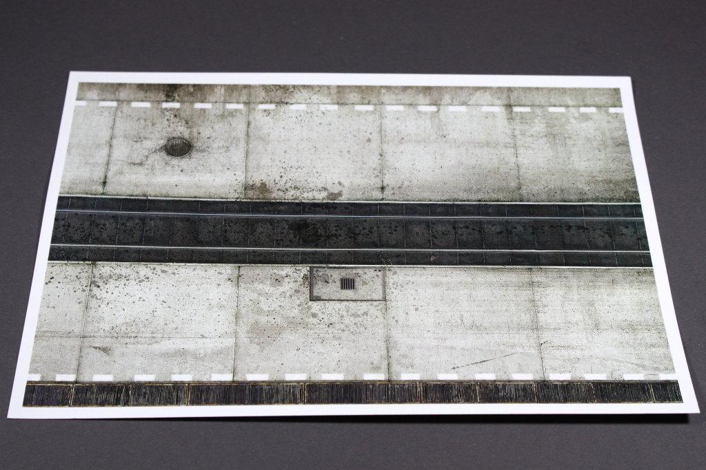 "Review_ReimaHG_14 ReimaHG – Werk ""Lachs"", Lasercut Editon (Uschi van der Rosten & Malaan Lasercut), Maßstab 1:72, #5001"