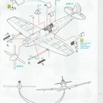 Special-Hobby-48192-Spitfire-Mk.-XII-V1-63-150x150 Special Hobby Spitfire Mk.XII against V-1 Flying Bomb # 48192