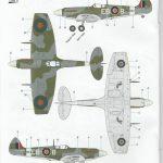 Special-Hobby-48192-Spitfire-Mk.-XII-V1-64-150x150 Special Hobby Spitfire Mk.XII against V-1 Flying Bomb # 48192