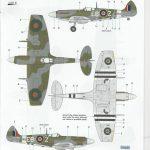 Special-Hobby-48192-Spitfire-Mk.-XII-V1-65-150x150 Special Hobby Spitfire Mk.XII against V-1 Flying Bomb # 48192