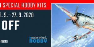 Special Hobby Rabattaktion Four Dozen geht in die letzte Woche!