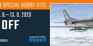 Four Dozen-Verkaufsaktion von Special Hobby