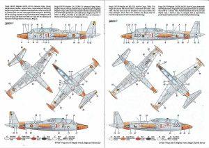 Special-Hobby-SH-72371-Fouga-CM-170-Magister-8-300x213 Special Hobby SH 72371 Fouga CM 170 Magister (8)