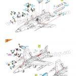 Special-Hobby-SH-72419-Folland-Gnat-FR.-I-Finnish-Recce-Bauanleitung-4-150x150 Folland Gnat FR.1 Finnish Recce Fighter in 1:72 von Special Hobby #SH 72419
