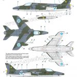 Special-Hobby-SH-72419-Folland-Gnat-FR.-I-Finnish-Recce-Bauanleitung-5-150x150 Folland Gnat FR.1 Finnish Recce Fighter in 1:72 von Special Hobby #SH 72419