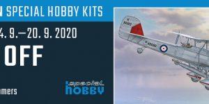 "Special Hobby ""Four Dozen"" – Woche 3"