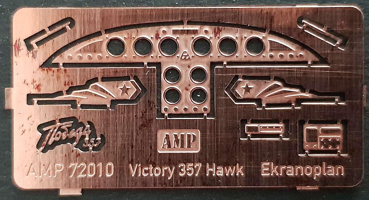 AMP-72010-Pobeda-357-Hawk-30 Pobeda 357 Hawk in 1:72 von AMP # 72010