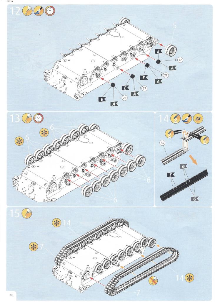 Anleitung10 Leopard 1A5 1:35 Revell (#03320)