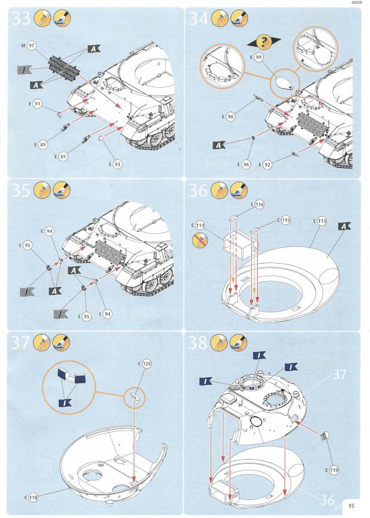 Anleitung15 Leopard 1A5 1:35 Revell (#03320)