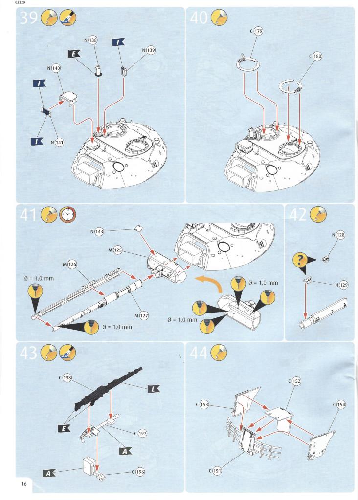 Anleitung16 Leopard 1A5 1:35 Revell (#03320)