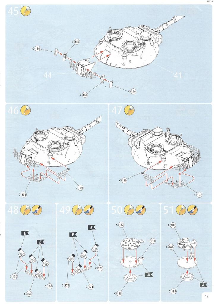 Anleitung17 Leopard 1A5 1:35 Revell (#03320)