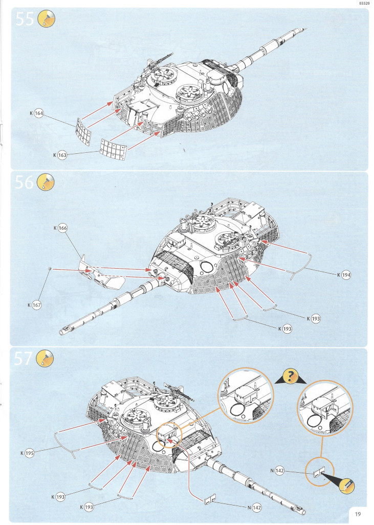 Anleitung19 Leopard 1A5 1:35 Revell (#03320)
