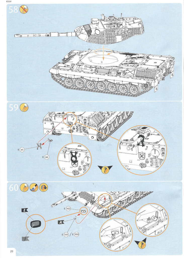 Anleitung20 Leopard 1A5 1:35 Revell (#03320)