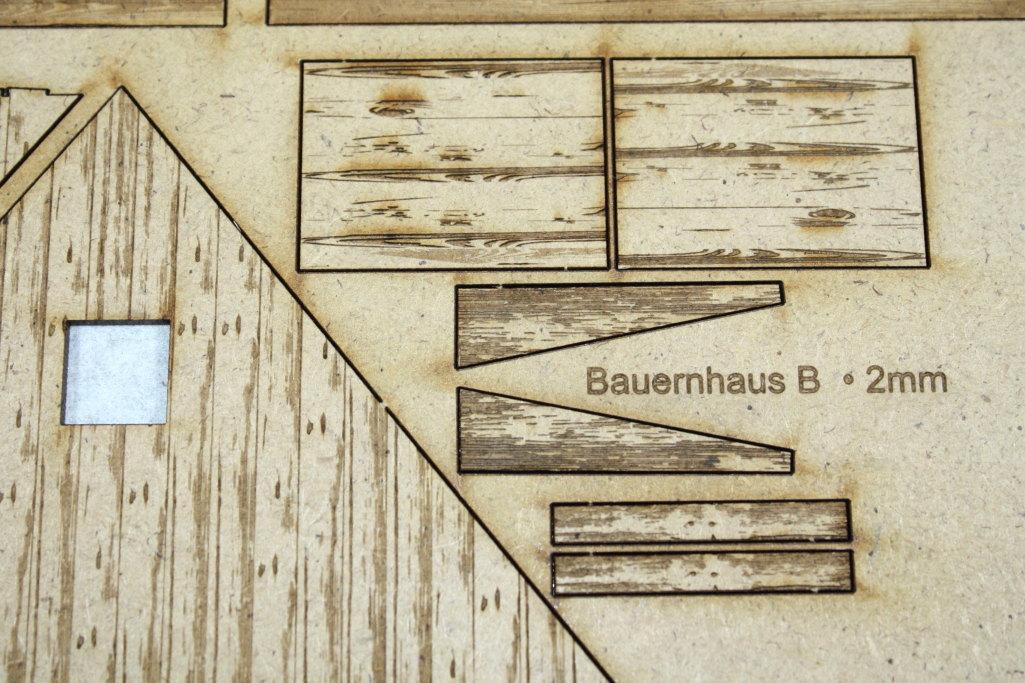 Bild-7 Zwei Russische Bauernhäuser - 1/35 - Style-Design - Art.Nr. MB-0013