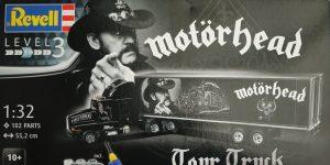 Motörhead Tour Truck 1:32 Revell #07654