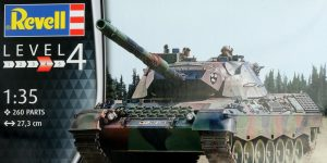 Leopard 1A5 1:35 Revell (#03320)