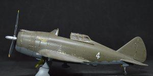 Gebaut: Republic P-43 Lancer von Dora Wings #48029
