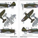 DoraWings-48029-Republic-P-43-Lancer-48-150x150 Republic P-43 Lancer in 1:48 von Dora Wings # 48029