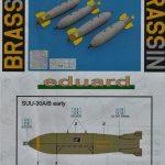 Eduard-648557-SUU-30AB-11-150x150 SUU-30 A/B Abwurfbehälter von Eduard #648557