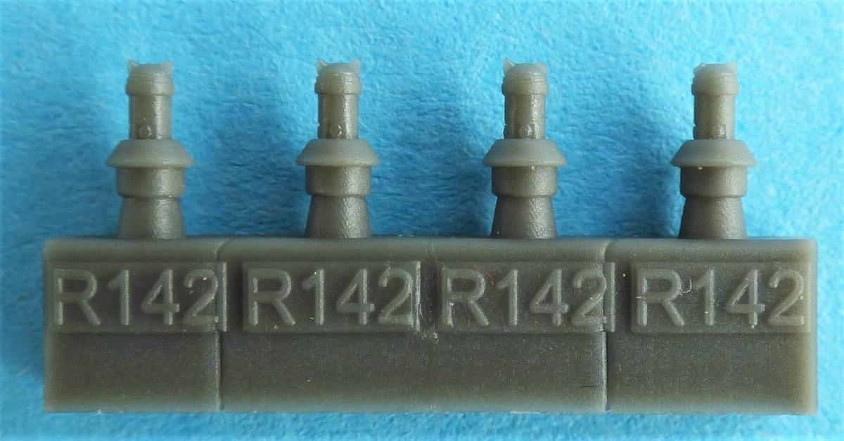 Eduard-648557-SUU-30AB-8 SUU-30 A/B Abwurfbehälter von Eduard #648557