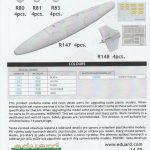 Eduard-648562-GBU-31-14-150x150 GBU-31(V)1B JDAM-Bombe in 1:48 von Eduard #648562