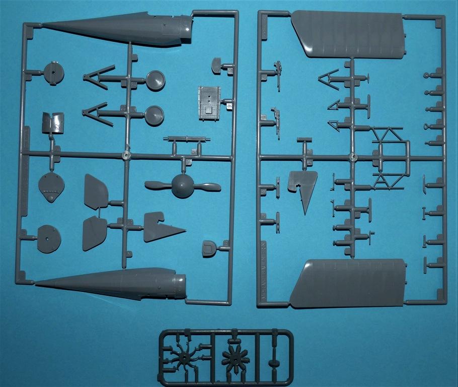 Eduard-8095-Morane-Saulnier-Type-N-4 Morane Saulnier Type N im Maßstab 1:48 ProfiPack von Eduard #8095